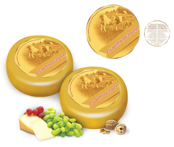 самоклеящиеся этикетки для сыра