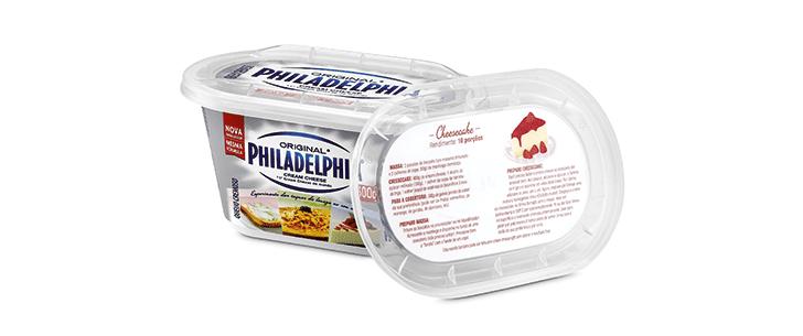 двухсторонняя этикетка на сыр