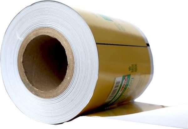 Фольга - материал для изготовления этикеток